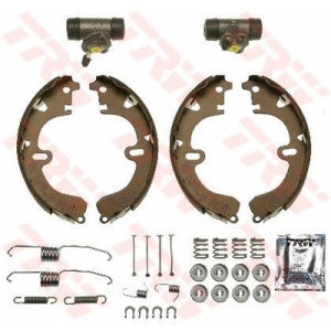 Brake Kit, Bremsbackensatz