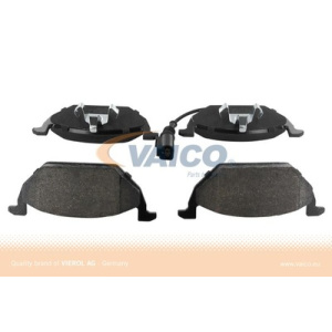 Q+, original equipment manufacturer quality, Brake Pad Set