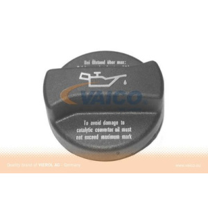 Original VAICO Quality, Closure, Oil Filler Pipe