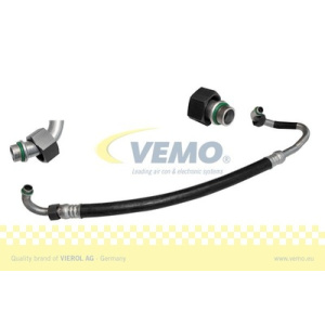 Original VEMO Quality, Hose Line, High Pressure/ Low Pressure