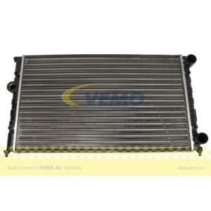 Original VEMO Quality, Heat Exchanger, Engine Cooling
