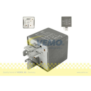 Original VEMO Quality, Relay, Fuel Pump
