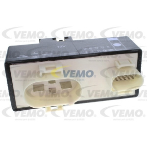 Original VEMO Quality, Relay, Radiator Fan Castor