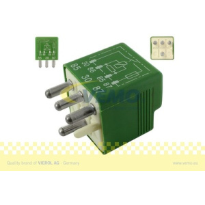 Original VEMO Quality, Relay, Multi-function