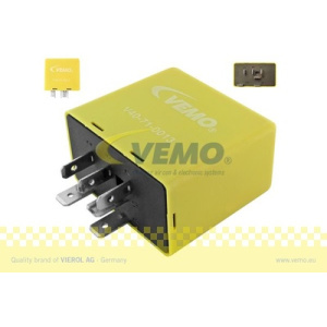 Original VEMO Quality, Relay, Flasher Unit
