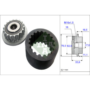 Coupling Sleeve Kit