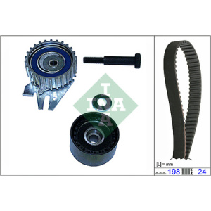 Belt Kit, Timing Belt