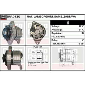 Heavy Duty Reman, Generator