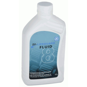 ZF LifeguardFluid 8, Oil, Automatic Transmission