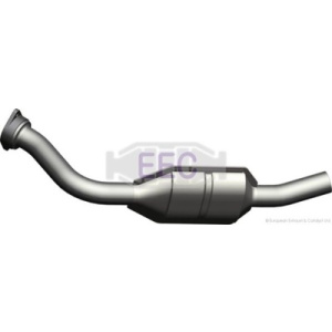 Type Approved, Catalytic Converter