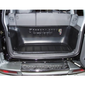 Carbox Classic, Rubber Tub, Boot-/Cargo Area
