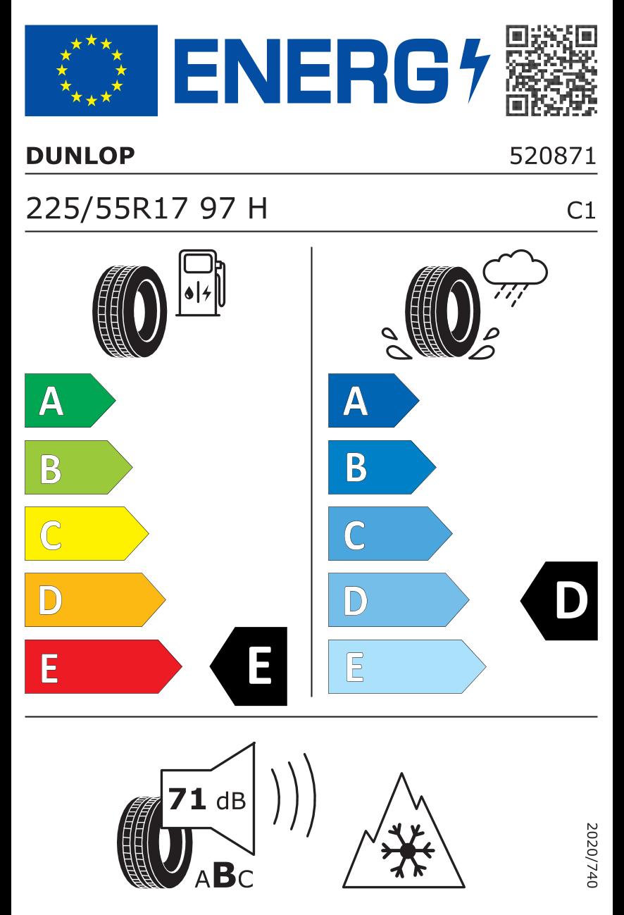 EU-rengasmerkintä- ja teholuokat
