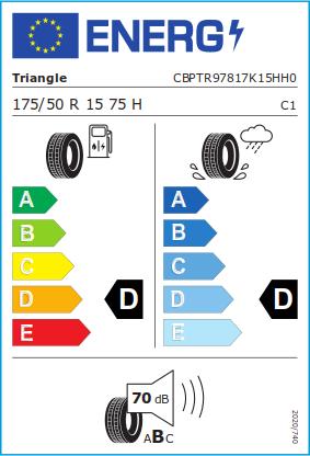Unijna etykieta na opony / klasy efektywnoœci