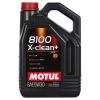 8100 X-clean PLUS 5W-30