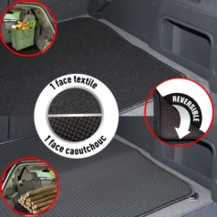 auto reversible trunk protection