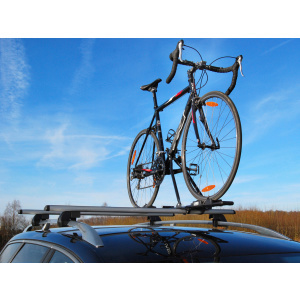 "Bicycle carrier attachment ""Poker"""