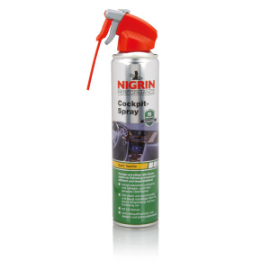 NIGRIN Prestaties Cockpitspray Vanilla 400ml