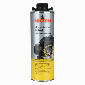 NIGRIN Undercarriage protection spray 1000 ml