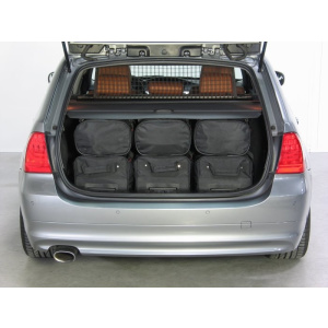 BMW 3 Series Touring (E91) 2005-2012 Car-Bags Reistassenset