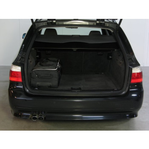 BMW 5 Series Touring (E61) 2004-2011 Car-Bags Reistassenset