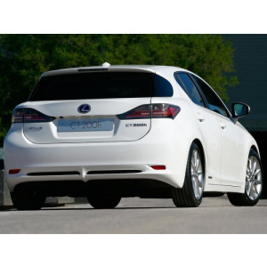 Car-Bags Set Lexus CT 200h '11-