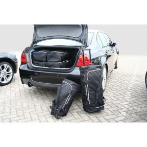 BMW 3 Series (E90) 2005-2012 4d Car-Bags Resväskor