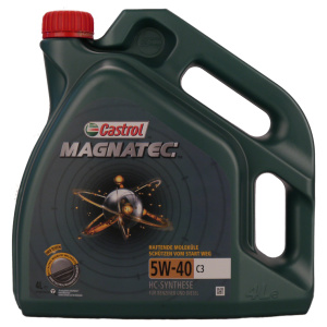 MAGNATEC 5W-40 C3 - 4 ltr Canister