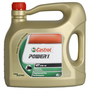 POWER 1 4T SAE 10W-40 - 4 ltr Can