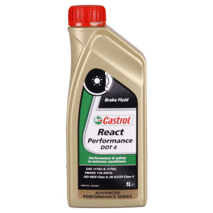 REACT Performance DOT 4 - 1 ltr Can