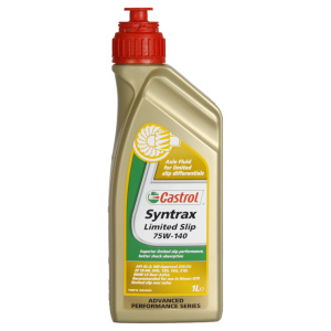 Syntrax Limited Slip 75W-140 - 1 ltr Lattina