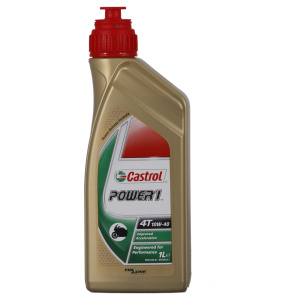 castrol power 1 4t sae 10w 40 motorrad produkte. Black Bedroom Furniture Sets. Home Design Ideas