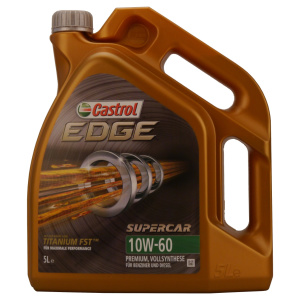 castrol-edge-supercar-10w-60-5-liter-canister, 704.86 NOK @ oil-direct-eu