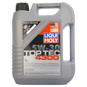 Liqui Moly TOP TEC 4300 5W-30 5 Liter Kanister