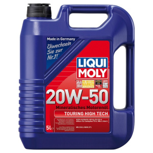 liqui-moly-touring-high-tech-20w-50-5-liter-kan, 40.39 EUR @ oil-direct-eu