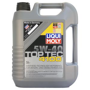 Liqui Moly TOP TEC 4100 5W-40 5 Liter Kanister