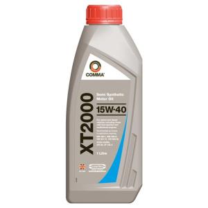 XT2000 15W40 Semi Synthetic