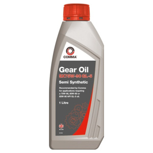 SX75W-90 High Performance Semi-Synthetic Gear Oil GL5