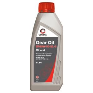 EP80W-90 GL5 Gear Oil