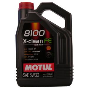 8100 X-clean FE 5W-30