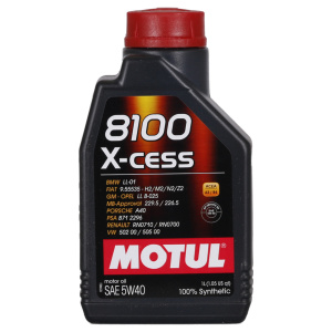 motul 8100 x cess 5w 40. Black Bedroom Furniture Sets. Home Design Ideas