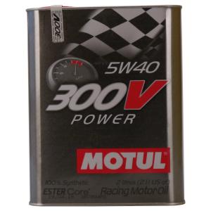 300V Power 5W-40