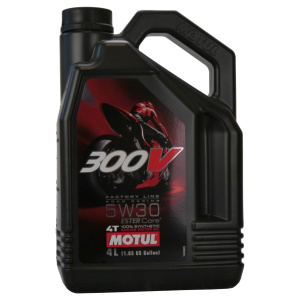 300V 4T FL Road Racing 5W-30