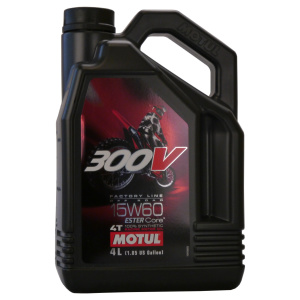 300V 4T FL Off Road 15W-60