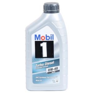 mobil 1 turbo diesel 0w 40 engine oil oils at engine. Black Bedroom Furniture Sets. Home Design Ideas