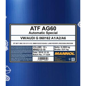 Mannol ATF AG 60