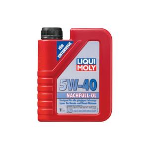 5W-40 Nachfüll-Motoröl