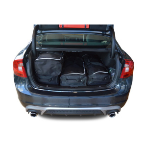 Car-Bags Set Volvo S60 '10-