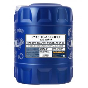 Mannol TS-15 SHPD 20W-50