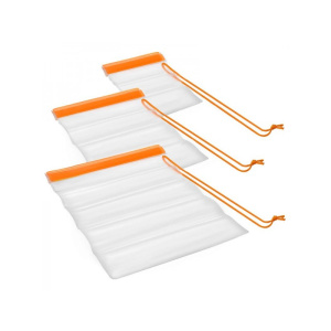 Waterproof pouches set of 3 pieces S/M/L