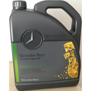 Mercedes Original Öl